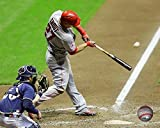 """Mike Trout Los Angeles Angels 2016 MLB Action Photo (Size: 8"""" x 10"""")"""