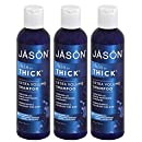 Jason Thin To Thick Extra Volume Shampoo -- 8 fl oz