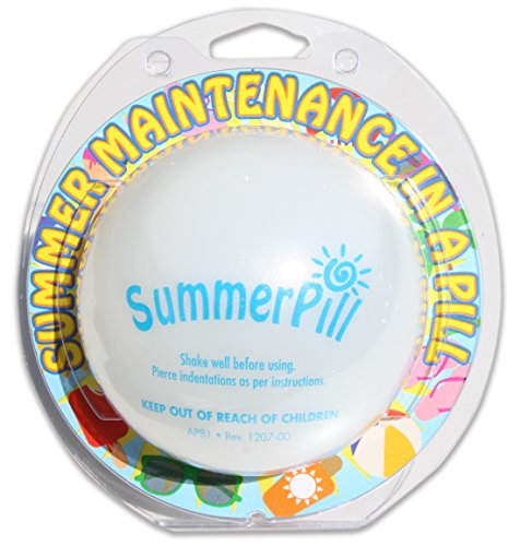 SeaKlear AquaPill Summer Pill to Enhance Sanitizer Performance, 4""