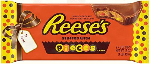 REESE'S Peanut Butter Cups, Stuffed With Pieces 1 (Stuffed Chocolate)