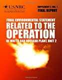 Final Environmental Statement: Related to the Operation of Watts Bar Nuclear Plant, Unit 2 Supplement 2, United States United States Nuclear Regulatory Commission, 1494728516