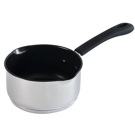 Amazon.com: ProCook Gourmet - Cazo y tapa de acero ...