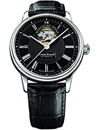 Heritage Collection Skeleton Swiss Automatic Black Dial Men's Watch 60266AA42.BDC82