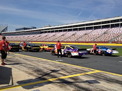 Seller profile nascar racing experience for Nascar racing experience texas motor speedway
