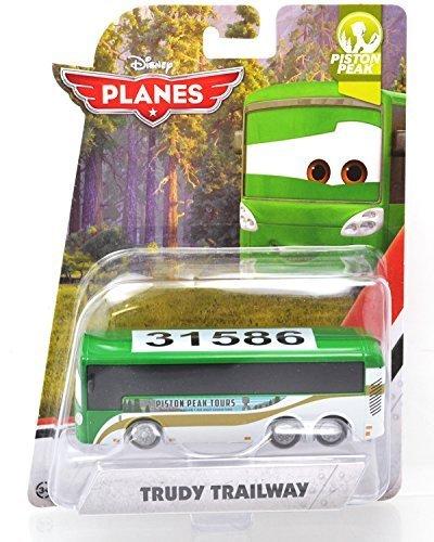 Trudy Toys (MATTEL Disney PLANES FIRE & RESCUE PISTON PEAK TRUDY TRAILWAY Mattel Disney