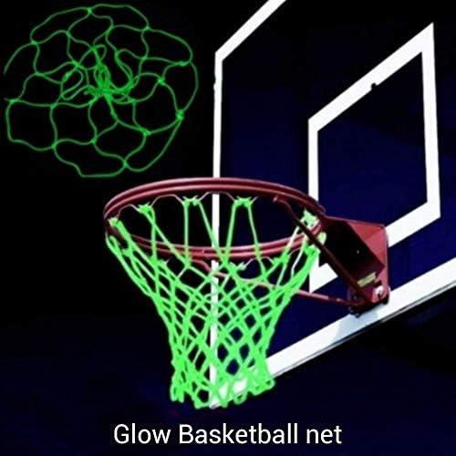 gotyou Red de Baloncesto Fluorescente Verde,Red de Baloncesto ...