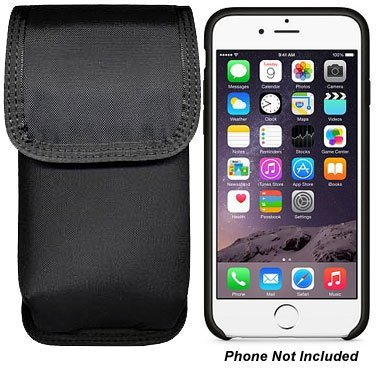 - Ripoffs CO-333P Holster for Apple iPhone 6 Plus and iPhone 7 Plus with Apple Cover or Ballistic Case