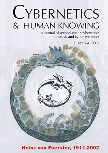 Heinz Von Foerster 1911-2002 (Cybernetics & Human Knowing) by imusti