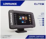 Cheap Lowrance Elite-7 Ti Med/High/ Downscan Fishfinder