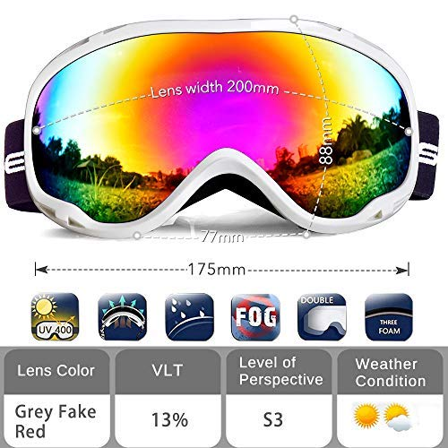 Buy snowboarding goggles