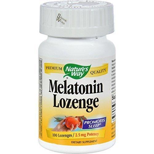 Nature'S Way Melatonin 2.5Mg Sublingl 100 Loz
