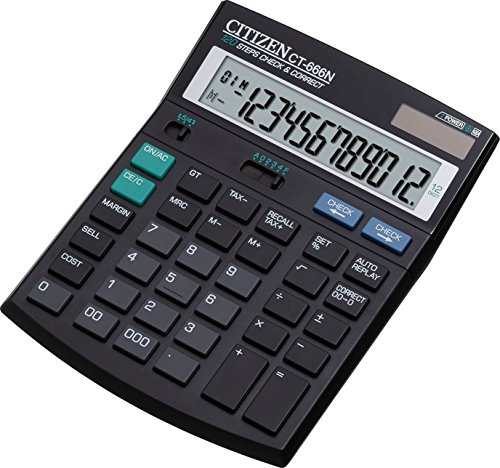 Citizen CT 666 Basic 12 Digit