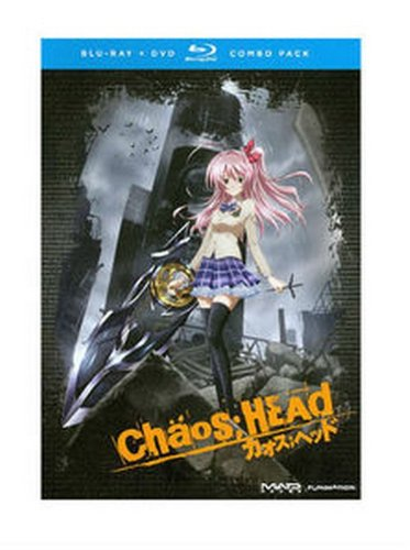 Chaos;Head: The Complete Series (Limited Edition, Blu-ray/DVD Combo)