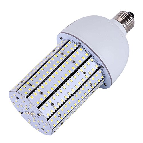 Metal Halide Lamp Single Socket (30W LED Corn Bulb, 4000K LED Corn Light, Standard E26 Base, 3600 Lumens, LED Replacement for Metal Halide, HPS Bulbs used in High Bay, Garage, Warehouse, Parking Lot)