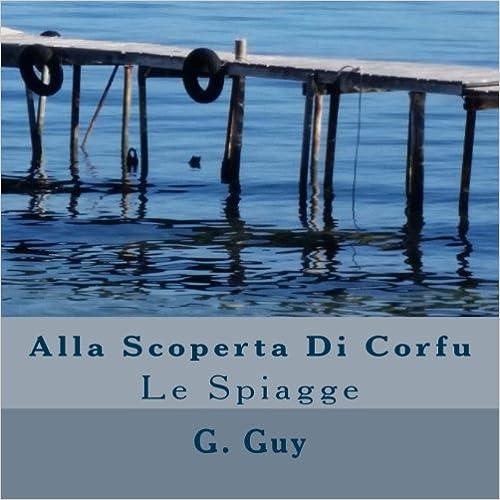 Book Alla Scoperta Di Corfu: Le Spiagge