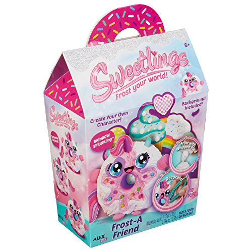 Nice ALEX DIY Sweetlings Frost-A-Friend RAINBOW SPRINKling supplier