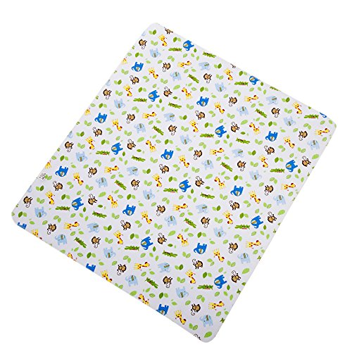 ZEFER Waterproof Reusable Changing Pad Baby Changing Mat for Diaper Change 27.5'x 31.5'