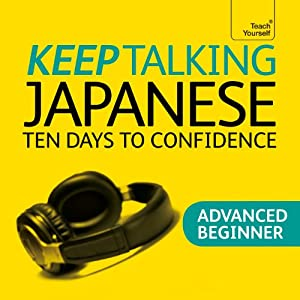 Keep Talking Japanese Rede