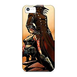 Fashion Design Hard Cases Covers/ Ywj5668JUyE Protector For Iphone 5c