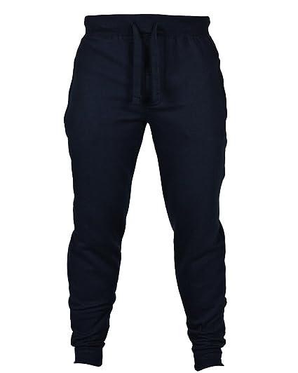 Homme Longue Sweat Pantalon Sarouel Sport Jogging Survêtement Pants rxr04vT