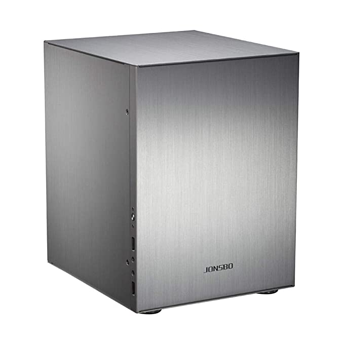 Amazon.com: UNIhappy Jonsbo C2 - Carcasa de aluminio para ...