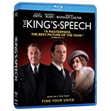 The King's Speech [Blu-ray] (2010)