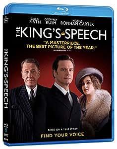 The King's Speech [Blu-ray]