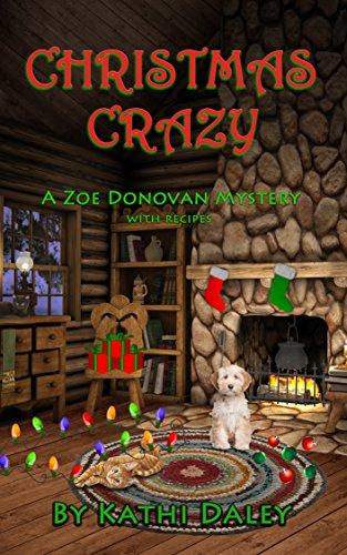 book cover of Christmas Crazy