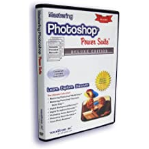 Mastering Photoshop & Elements Power Suite Training Tutorial v. CS6 (PS) & 10.0 (PSE) + BRUSHES, STYLES & PATTERNS