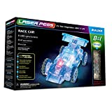 Laser Pegs Race Car 8-in-1 Building Set Building Kit