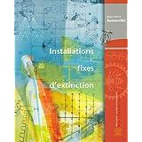 Installations fixes d'extinction