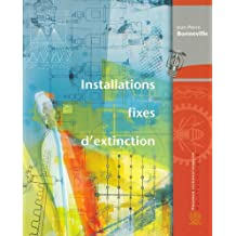 Installations fixes d'extinction