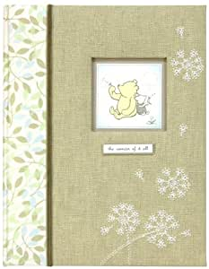 C.R. Gibson First Five Years Memory Book, Classic Pooh (Discontinued by Manufacturer)