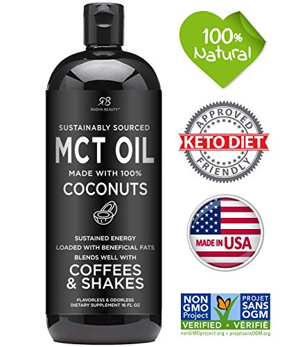 Premium MCT Made only Coconuts product image