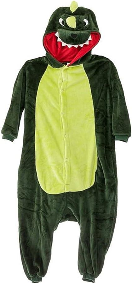 Glantop Cosplay Godzilla Onesie Kigurumi pijamas Unisex para ...