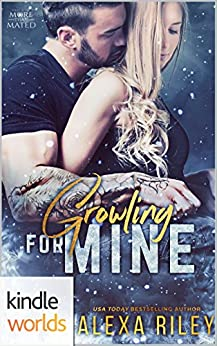 Grayslake: More than Mated: Growling For Mine (Kindle Worlds Novella) by [Riley, Alexa]
