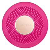 FOREO UFO mini Smart Mask Treatment Device, Face Mask in Just 90 Seconds, Facial Mask Treatment with Thermo/LED Light Therapy and Sonic Pulsation, Dedicated Smartphone App, Fuchsia