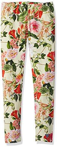 guess-little-girls-floral-leggings-yellow-capri-flower-6x