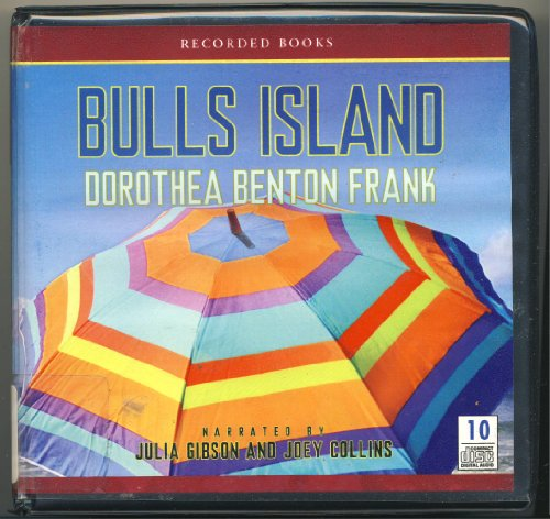 Bulls Island, Narrated ByJulia Gibson, 10 Cds [Complete & Unabridged Audio Work]