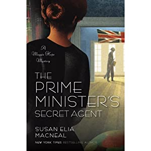 The Prime Minister's Secret Agent Audiobook