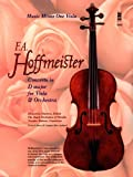 Hoffmeister - Concerto in D Major for Viola and Orchestra, , 1596156449