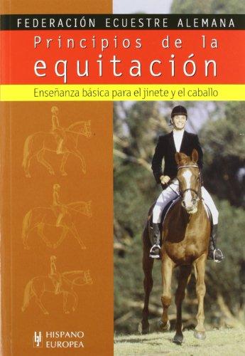 Descargar Libro Principios De La Equitación Federación Ecuestre Alemana