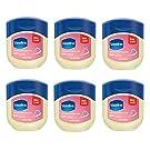 Set of Six Vaseline Baby Gentle Protective Petroleum Jelly-1.7 oz Travel size