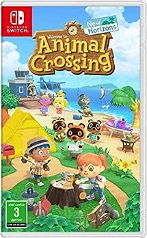 Animal Crossing New Horizons Switch - (UK VERSION)