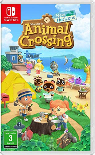 Animal Crossing New Horizons Switch - (UK VERSION)