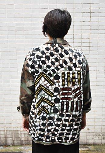 Reclaim tribal camo jacket
