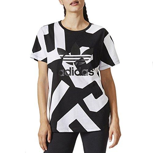 Sport De T Femme shirt Manches Adidas Courtes CwtqY