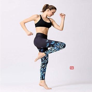 QQAAZZ Pantalones De Yoga Womens Sport Gym Leggings ...