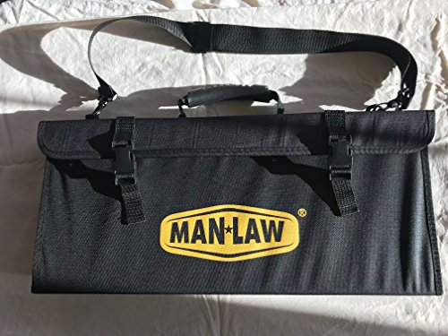 BBQ Tool Storage Bag by Man Law BBQ Products
