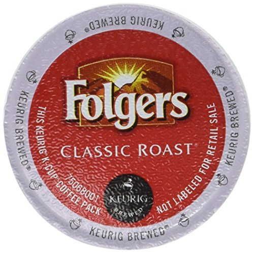 Folgers Classic Coffee Keurig K Cups product image